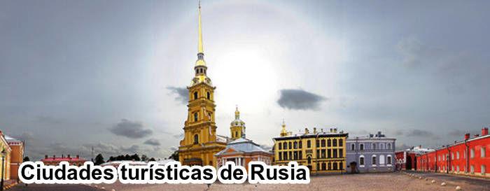 Ciudades turísticas de Rusia