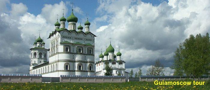 Convento Nicolás-Vyazhischsky