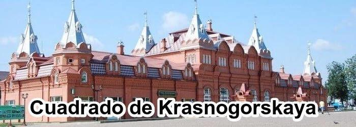 Cuadrado de Krasnogorskaya