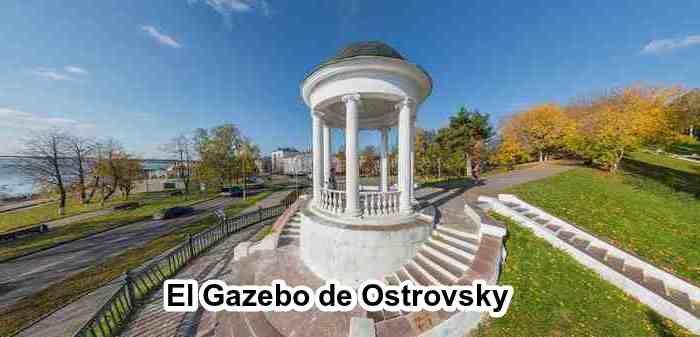 El Gazebo de Ostrovsky