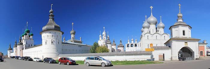 El Kremlin de Rostov el Grande
