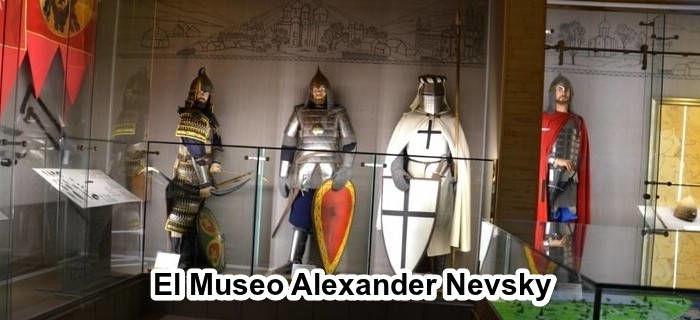 El Museo Alexander Nevsky en Pereslavl