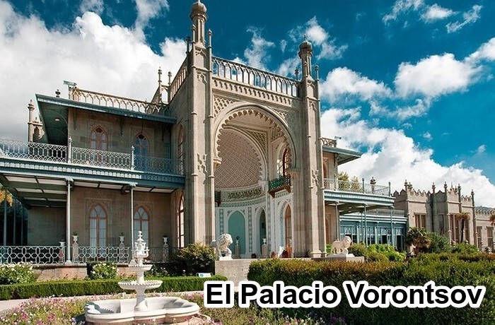 El Palacio Vorontsov