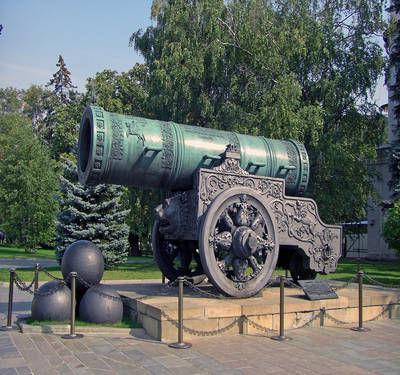 Tsar Pushka Cañón del Zar