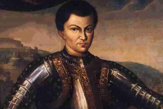 Historia del Falso Dimitri de Rusia