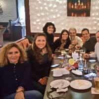 Excursión con turistas de Argentina Guiamoscow tour