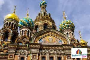 1 día por San Petersburgo