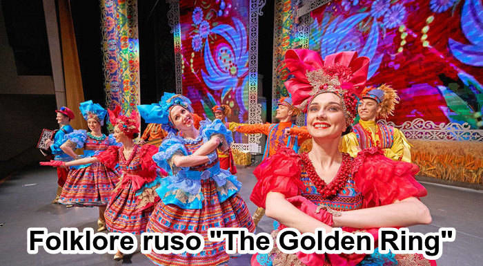 Folklore ruso The Golden Ring