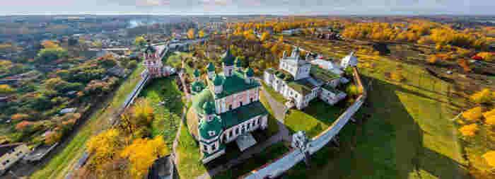 Ciudad de Pereslavl Zalessky