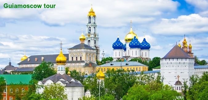 Serguiev Posad - Rusia - Anillo de oro