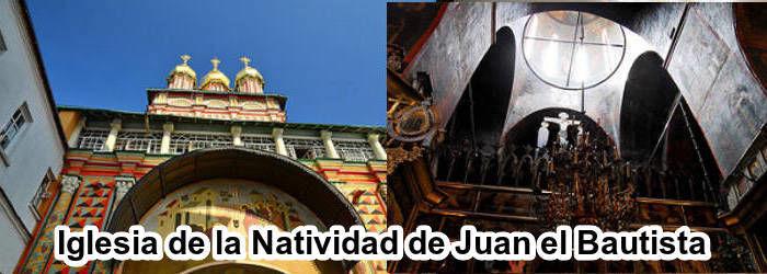 Iglesia de la Natividad de Juan el Bautista