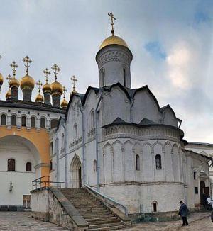 Iglesia de la Deposición del Manto de la Virgen Moscú