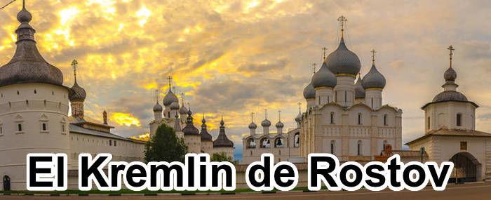 Tour en el Kremlin de Rostov Veliky