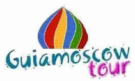 Logotipo de Guiamoscow tour