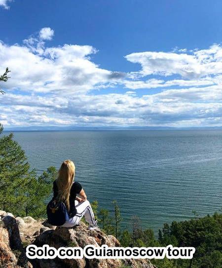 Lugares de Interes del Lago Baikal de Rusia