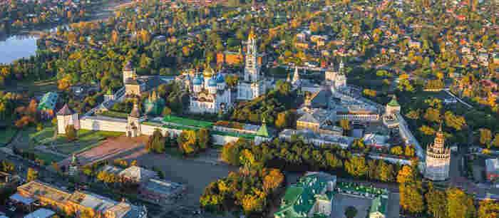 Ciudad de Sergiev Posad