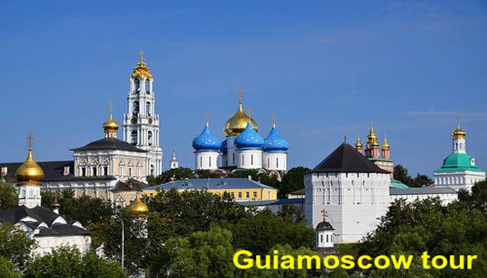 Monasterio de San Sergio en Sergiev Posad