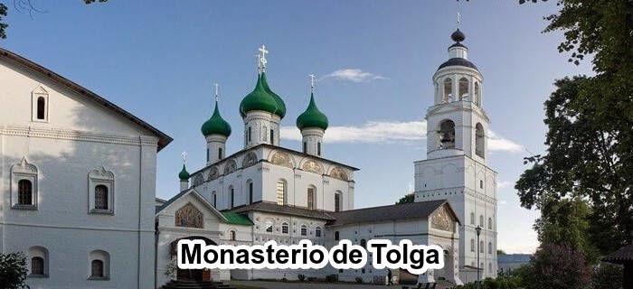 Monasterio de Tolga en Yaroslavl
