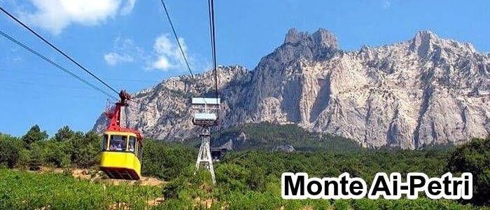 Monte Ai-Petri en Crimea