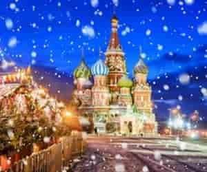 Invierno en Moscu