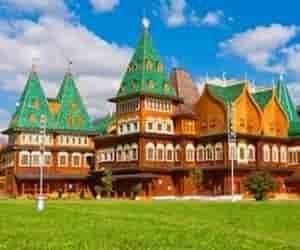 Moscu eb 5 días parque Kolomenskoye.