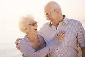 Personas mayores en Moscu
