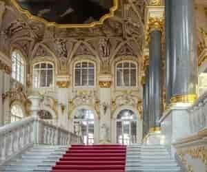 Tour en el Hermitage y el Palacio de Catalina
