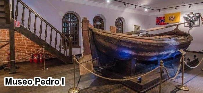 Museo Pedro I en Pereslavl