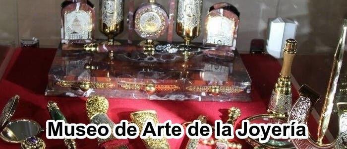 Museo de Arte de la Joyería.