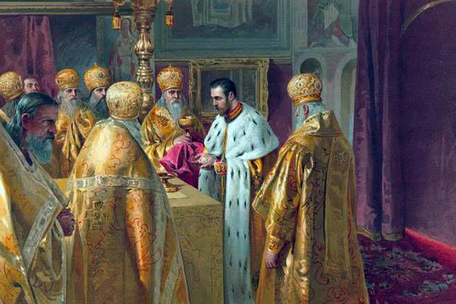 Ascensión al trono