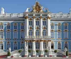 Tour en el Palacio de Catalina en Pushkin