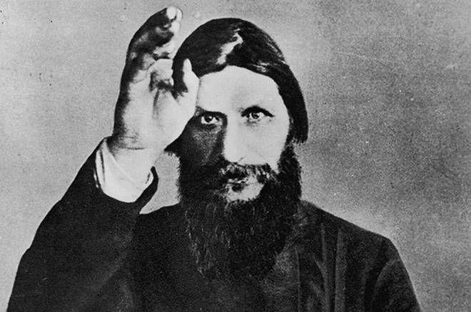 Historia de Rasputin