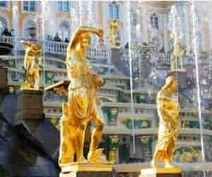 2 días completos Peterhof