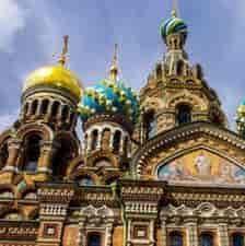 San Petersburgo guía turistico en español.