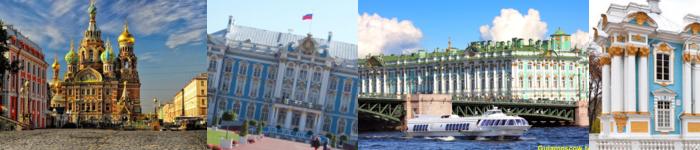 Tour rapido en San Petersburgo