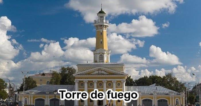 Torre de fuego
