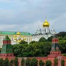 Guia en español - Torreo de Ivan, kremlin