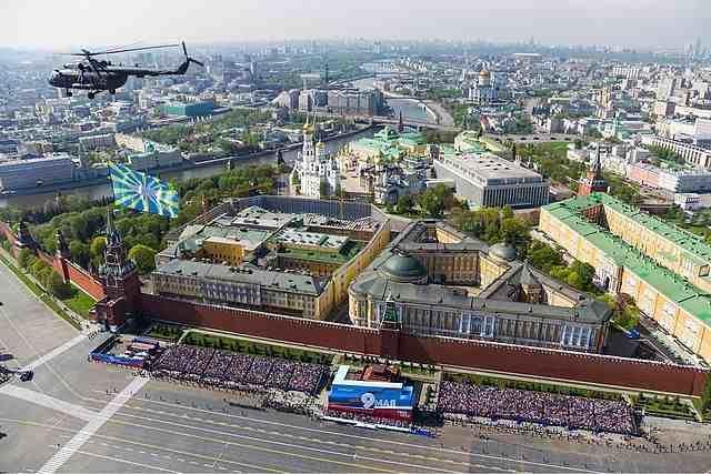 Excursión Kremlin de Moscú en español