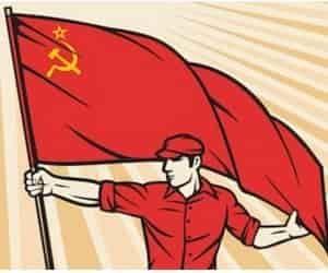 Moscu Comunista tour