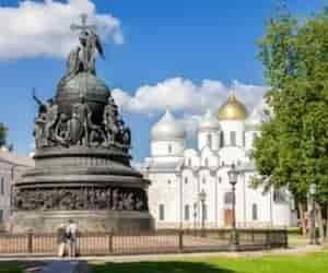 Cuarto día tour a Veliki Novgorod
