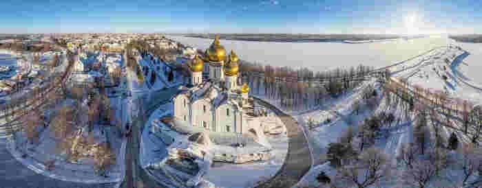Ciudad de Yaroslavl