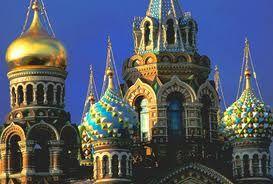 Anillo de oro de Rusia