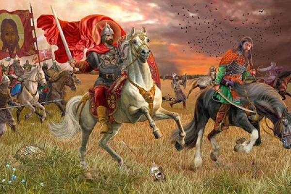 Batalla de Kulikovo de Rusia