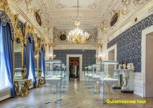 Tour en el Museo Fabergé