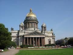 Iglesia San Isaac San Petersburgo