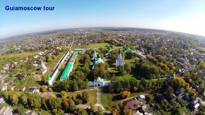 Kremlin de Aleksandrov - Rusia - Anillo de oro