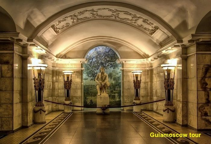 Tour en el metro de San Petersburgo
