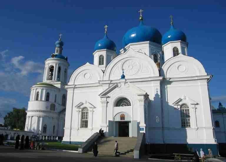 Ciuadad de Bogolyubovo - Rusia