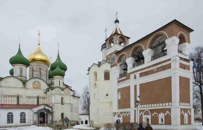 Ciuadad de Suzdal - Rusia