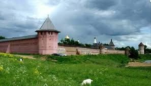 Kremlin de Suzdal Rusia